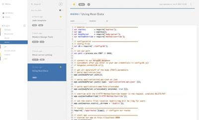 【工具类】Boostnote|程序员专属编程笔记