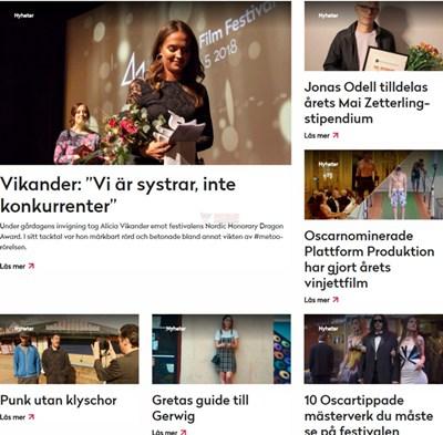 【经典网站】Goteborg|瑞典哥德堡电影节
