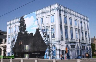 【经典网站】MagritteMuseum:马格里特美术馆