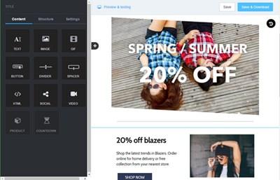 【工具类】Topol 在线邮件模版设计工具