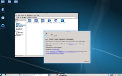 【经典网站】Lxqt:轻量级Linux桌面环境项目