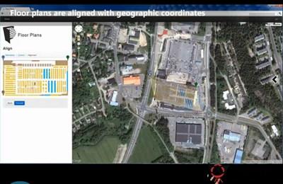 【工具类】InDooRatlas:地磁场定位导航地图系统
