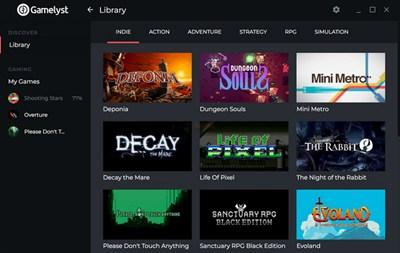 【经典网站】Gamelyst|发现最好玩的独立游戏