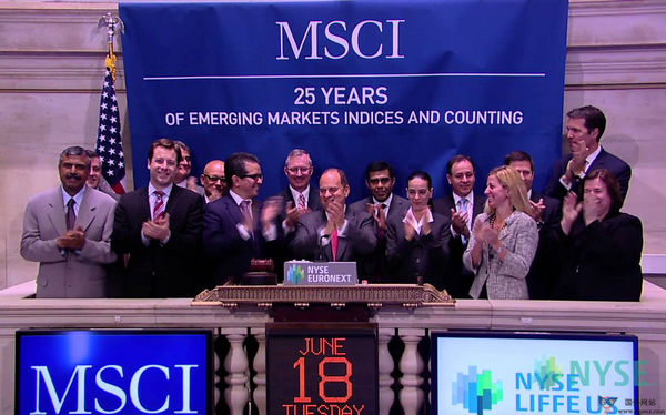 【经典网站】MSCI:全球指数证监会官网
