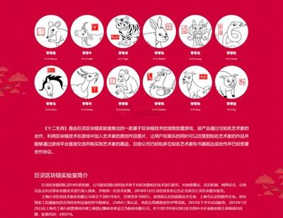 【经典网站】十二生肖|基于区块链宠物放置游戏