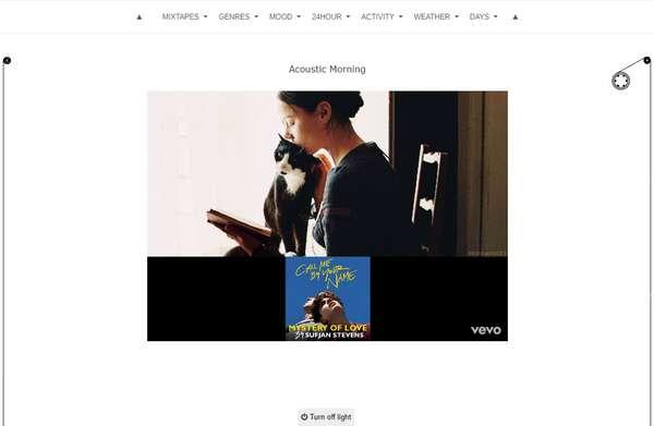 【经典网站】CasetoPhono|光阴的故事原声带电台