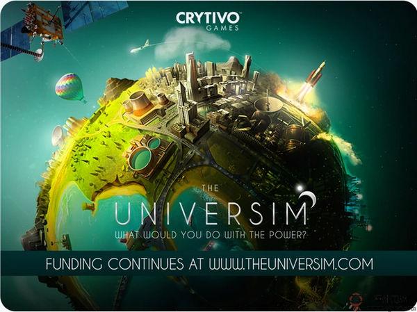 【经典网站】TheUniversim:宇宙主义战略模拟游戏