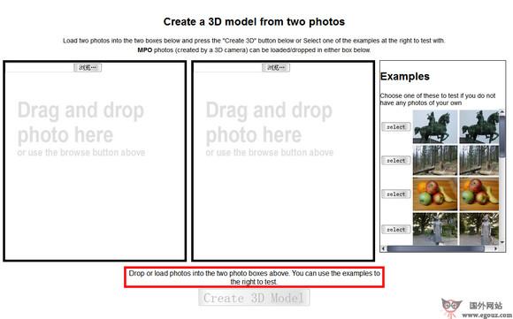 【工具类】Phototo3d:3D照片效果转换工具
