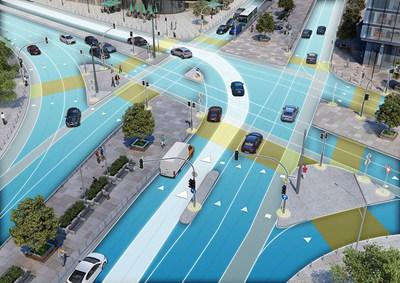 【数据测试】Here地图推出新的云导航服务 增强自动驾驶功能