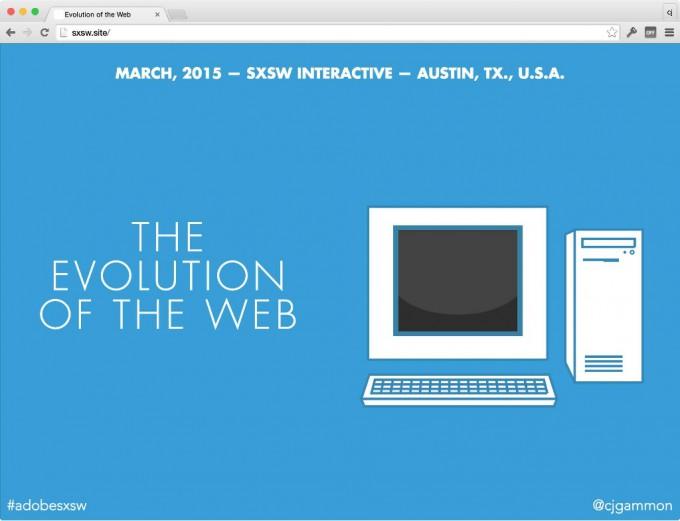 【数据测试】网页的进化:从HTML到虚拟现实和增强现实