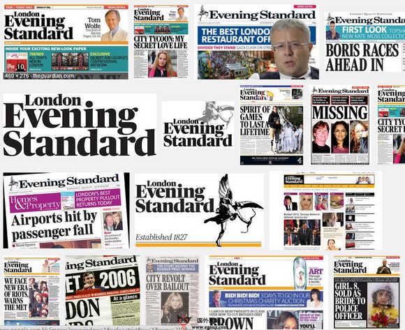 【经典网站】Standard UK:英国标准新闻晚报