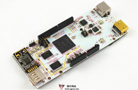 【经典网站】PCduino:迷你软硬件创新开发平台