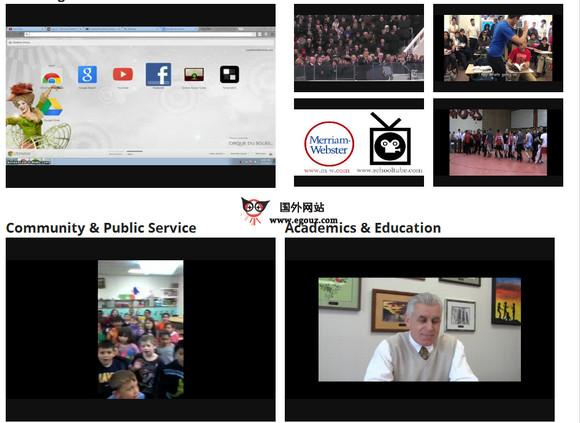 【经典网站】SchoolTube:校园原创视频分享平台
