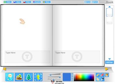 【经典网站】KerPoof:在线Flash动画制作平台
