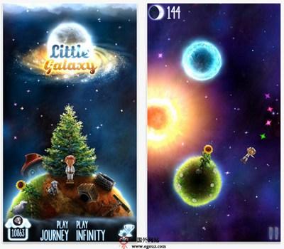 【经典网站】BitmapGalaxy:美丽星球探索游戏
