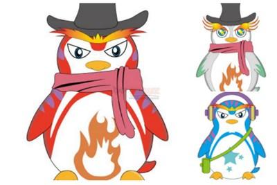 【经典网站】区块企鹅|基于区块链宠物养成游戏