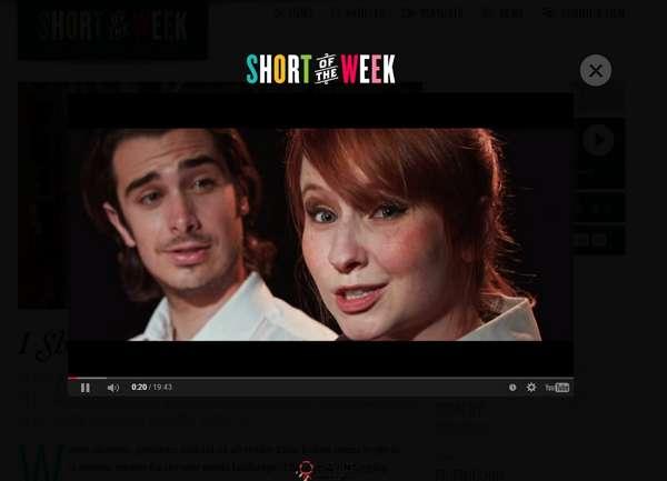 【经典网站】ShortofTheweek:最佳短片视频分享网