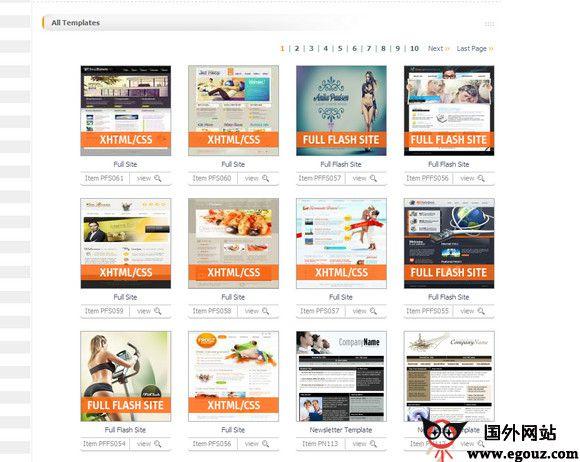 【素材网站】TemplatesBox:免费模版素材下载网