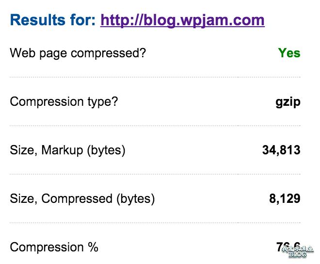 【Wordpress相关】Apache 和 PHP 如何开启 gzip 压缩
