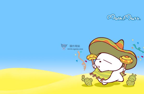 【经典网站】MashiMaro:韩国流氓兔子动漫