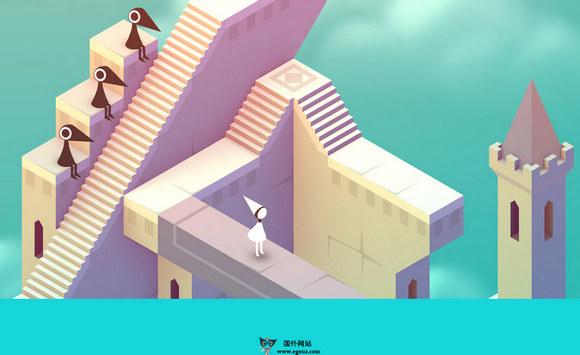 【经典网站】Ustwo:奇幻冒险游戏开发公司