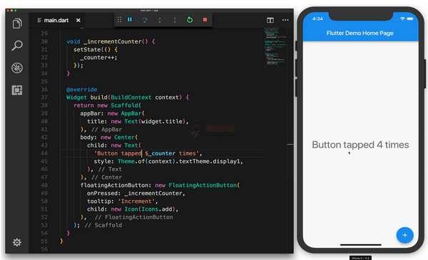 【工具类】Flutter|谷歌开源移动端应用工具包