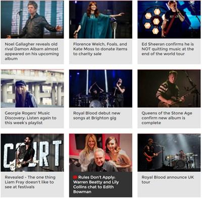 【经典网站】VirginRadio|英国维京音乐电台