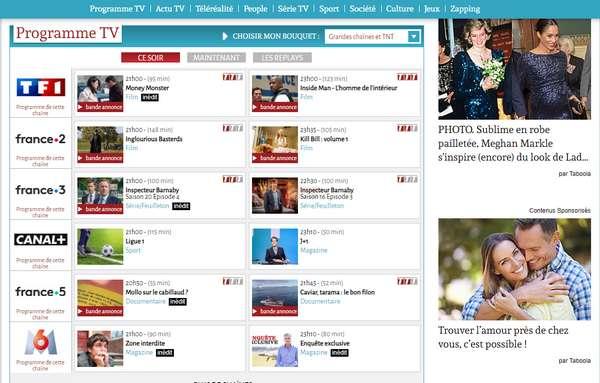 【经典网站】Telestar:法国队报体育媒体