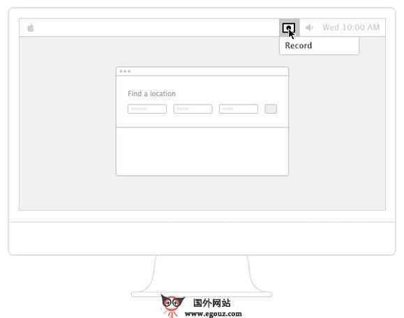 【工具类】Recordit:免费屏幕录像转GIF工具
