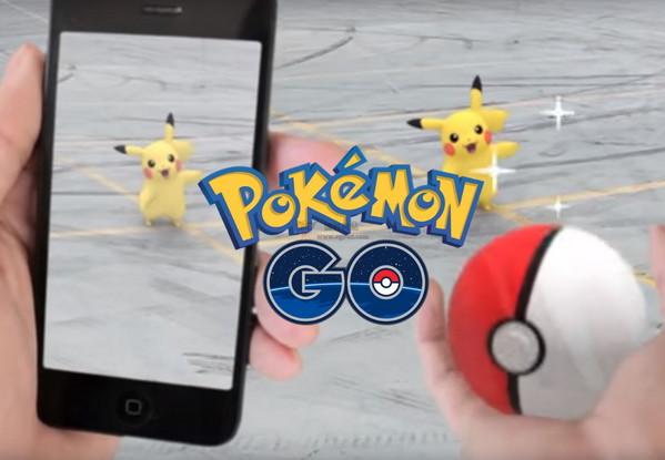 【经典网站】PokemonGo:精灵宝可梦实境游戏
