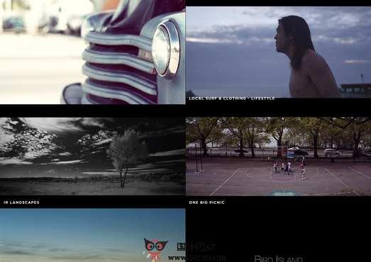 【素材网站】Mazwai:免费无码视频素材分享网