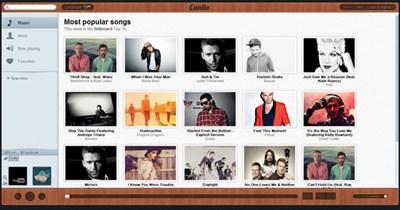 【经典网站】Cant.io:在线音乐播放试听网
