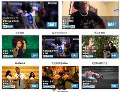 【经典网站】MeTheone:发现世界人才网