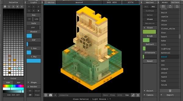 【工具类】MagicaVoxel|3D像素建模设计工具