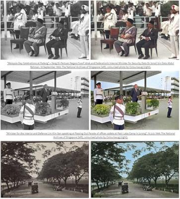 【工具类】在线黑白照片转彩色工具 – ColouriseSG