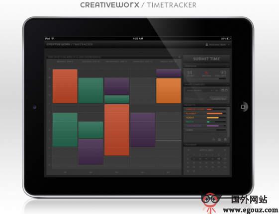 【工具类】TimeTracker:创意工作者时间跟踪工具