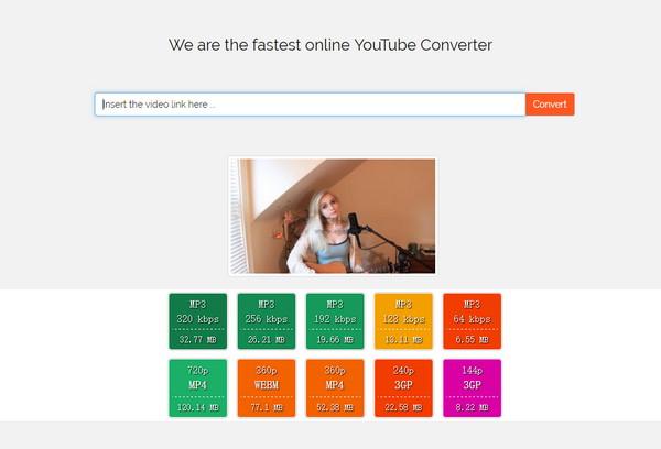 【工具类】Yt2mp3:高音质Youtube转Mp3下载工具