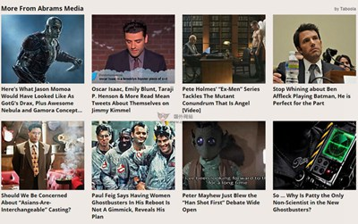 【经典网站】TheMarysue:互联网流行文化媒体