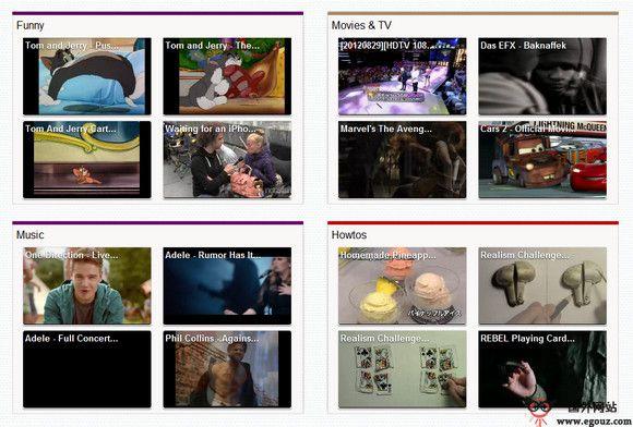 【经典网站】ClipAbout:视频剪辑短片分享平台