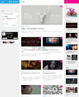 【经典网站】YAM|全球娱乐自媒体网