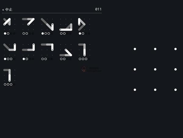 【经典网站】Breaklock|九宫格锁屏烧脑游戏