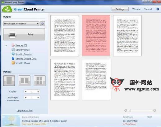 【工具类】ObviousIdea:整合云端虚拟打印机工具