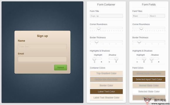 【工具类】LiveTools:免费在线UI素材设计工具