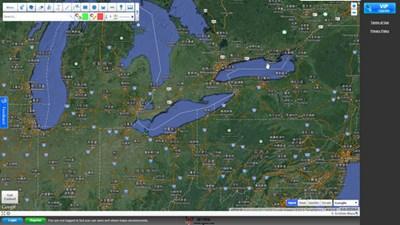 【工具类】ScribbleMaps:在线地图绘制分享平台
