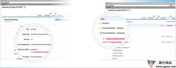 【工具类】Huddle:企业协同管理云端分享服务