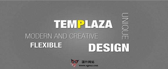 【素材网站】TemplaZA:在线网页模版交易平台
