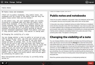 【经典网站】WriteApp.ME:在线免费云笔记本