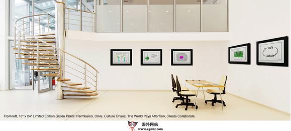 【经典网站】GapingVoid:企业文化塑造创意平台