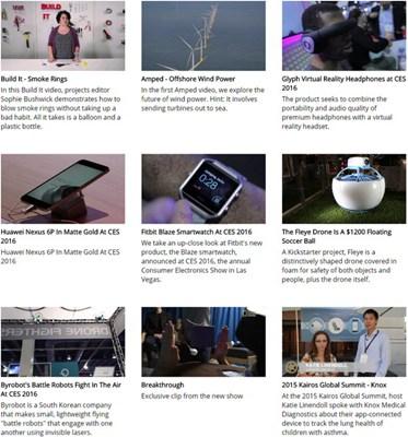 【经典网站】PopularScience:未来科技视频资讯网