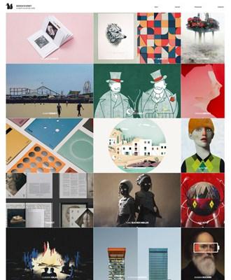 【经典网站】Designiskinky|全球设计师灵感目录